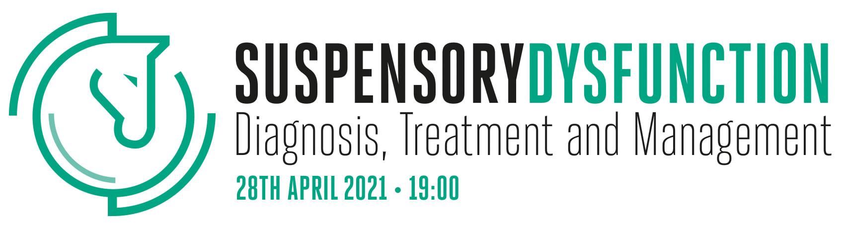 David Nicholls to take part in talk on suspensory dysfunctions.