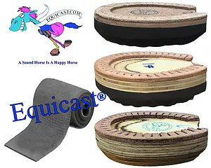 Updated information on the Equicast products and EVA Clogs